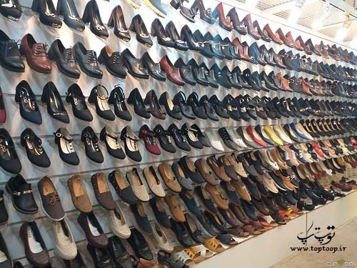 معرفی اسم برای مغازه کفش فروشی