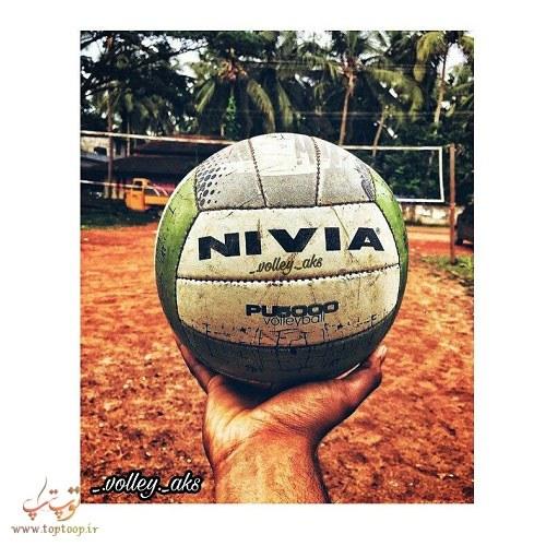 جمله انگیزشی والیبال + عکس