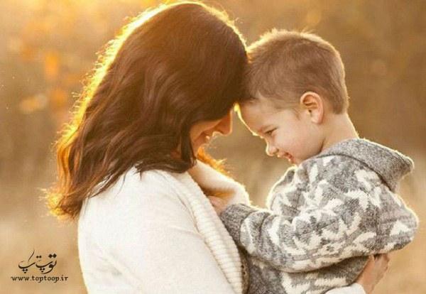 دلنوشته مادرانه و زیبا برای تولد پسرم
