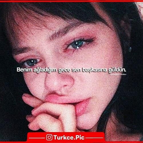 عکس نوشته ترکی استانبولی گریه دار
