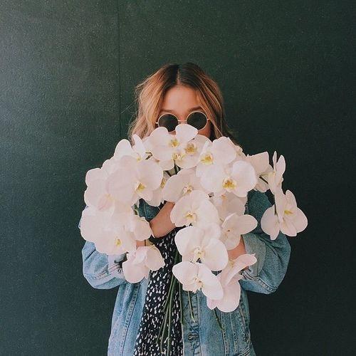 عکس گلهای شیک برای پروفایل دخترا
