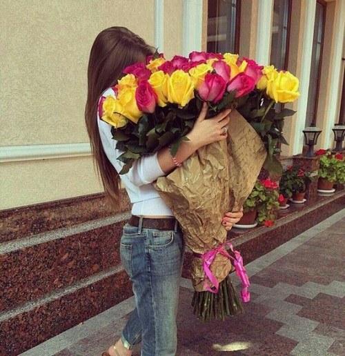عکس گل زیبا برای پروفایل واتساپ