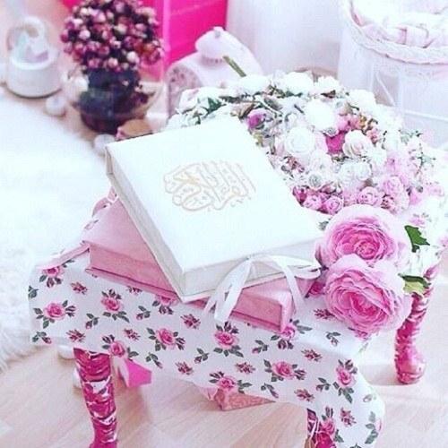 عکس پروفایل گل محمدی مذهبی
