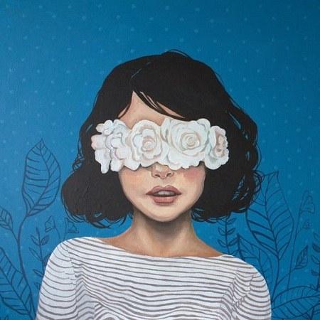 عکس فانتزی گل زیبا برای پروفایل