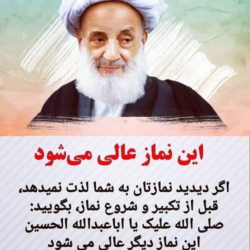 عکس پروفایل مجتهدی تهرانی